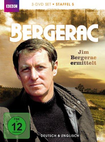 Bergerac Season 5 [3 DVDs]