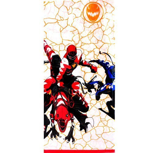Power Rangers 'DinoThunder' Paper Tablecover (1ct)