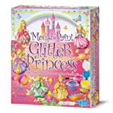 4M Glitter Princess Mould and Paint