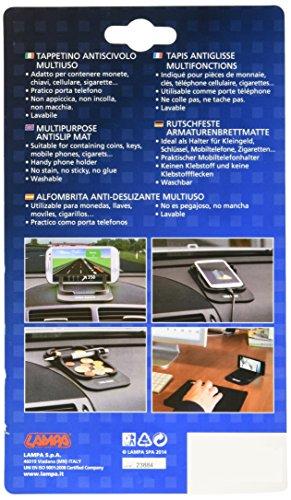 Lampa-65453-Uni-Mat-Tappetino-Porta-Oggetti-e-Stand-per-Telefono