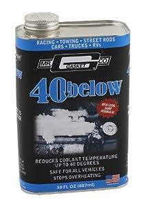 Mr. Gasket (4032G) 40 Below Coolant Additive - 30 oz. from Mr. Gasket