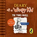 Diary of a Wimpy Kid: The Third Wheel Audiobook by Jeff Kinney Narrated by Dan Russell
