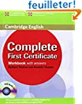 Complete First Certificate Workbook w...