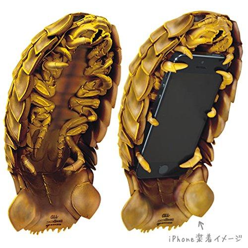 ダイオウグソクムシ iPhoneケース 1号たん (限定ゴールド)