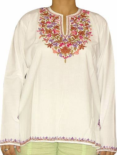 Ladies Cotton Top / Kurta