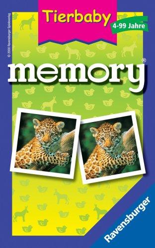 Ravensburger動物の赤ちゃんメモリー