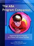 O companheiro de Programa ABA: Programas de Qualidade de organização para crianças com autismo e PDD