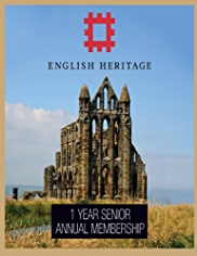 English Heritage Senior - Magazine Gift Subscription