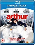 Arthur - Triple Play (Blu-ray + DVD + Digital Copy) [2011] [Region Free]