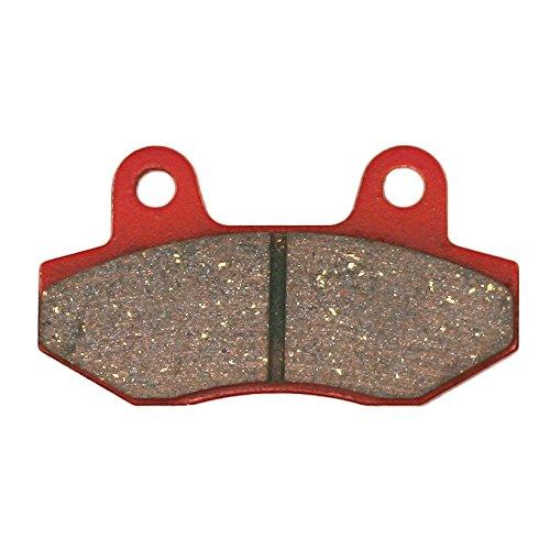 デイトナ(DAYTONA) ブレーキパッド 赤パッド フロント:レブル/NSR80/NS-1/NSR50 など 79779