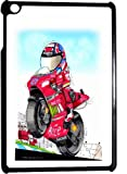 DUCATI CASEY STONER Koolart Ipad Mini BLACK COVER 2347 Personalised at no extra charge
