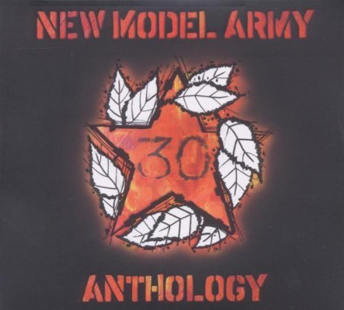 Anthology by New Model Army (2011-02-01)