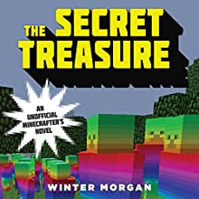 The Secret Treasure (       UNABRIDGED) by Winter Morgan Narrated by Lauren Fortgang