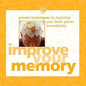 Improve Your Memory Speech