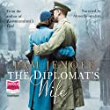 The Diplomat's Wife (       UNABRIDGED) by Pam Jenoff Narrated by Alyssa Bresnahan