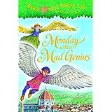 Monday with a Mad Genius (Magic Tree House, No. 38) ~ Mary Pope Osborne