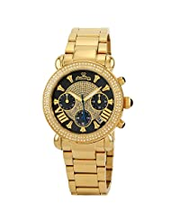 "JBW-Just Bling Women's JB-6210-160-J ""Victory"" 1.5 Carats Diamond Chronograph Watch"