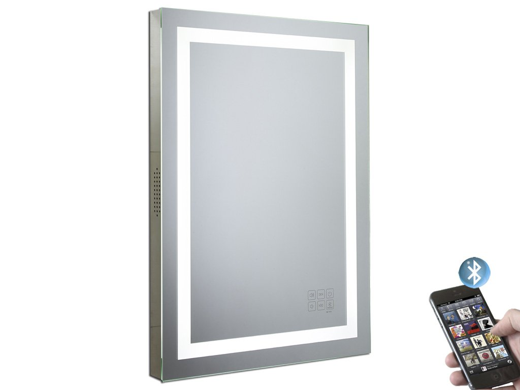 Roper Rhodes ENCORE Bathroom LED AUDIO Mirror MLE430       review and more information