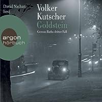 Goldstein Hörbuch von Volker Kutscher Gesprochen von: David Nathan