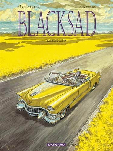 Blacksad, tome 5 : Amarillo