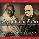 img - for Gandhi & Churchill book / textbook / text book