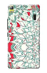 Lenovo K3 Note Hard Case Kanvas Cases Premium Quality Designer 3D Printed Lightweight Slim Matte Finish Back Cover for Lenovo K3 Note