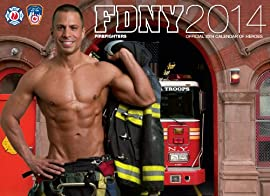 SALE - 2014 OFFICIAL FDNY CALENDAR OF HEROES