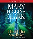 img - for I Heard That Song Before: A Novel book / textbook / text book