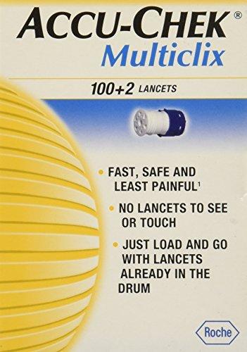 Accu-Chek-Multiclix-Lancets
