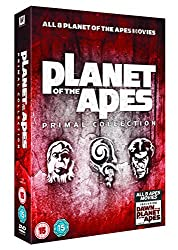 Planet Of The Apes - Primal Collection (Eight Films Box Set) [DVD] [2014]