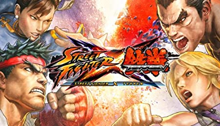 Street Fighter X Tekken [Online Game Code]