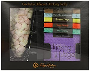 Fudge Kitchen Drinking Fudge Gift Set