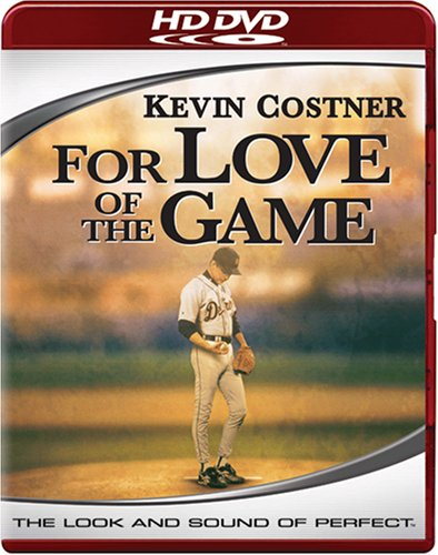 Cover art for  For Love of the Game [HD DVD]