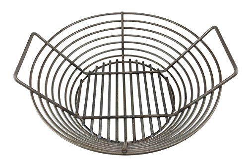 The Original Kick Ash Basket for the Large Big Green Egg (Big Green Egg Cooker Large compare prices)