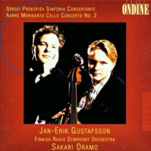 Sinfonia Concertante / Cello Concerto 2