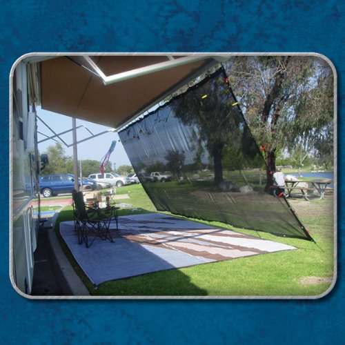 Complete Rv Awnings http://rvcampgear.com/rv-awning-shade-kit-8x15-complete-rv-shade-kit-black/