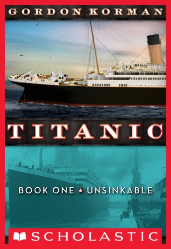 Titanic #1: Unsinkable front-788450
