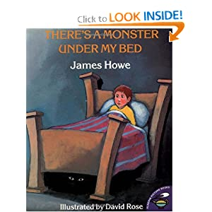 Monster Under My Bed Book