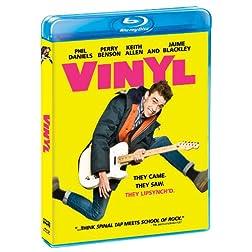 Vinyl [Blu-ray]