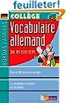 Bordas langues : Vocabulaire allemand...