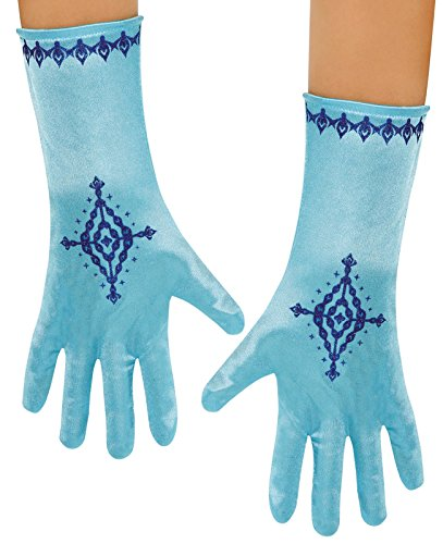 Frozen: Girls Anna Gloves