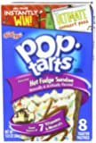 Pop-Tarts Hot Fudge Sundae Pop Tarts, 13.5 Ounce (Pack of 8)