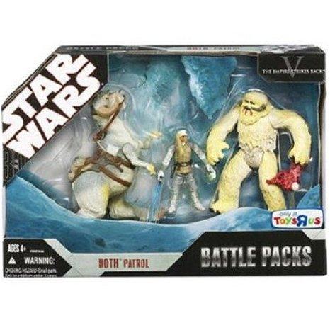 Star Wars (スターウォーズ) Battle Pack Hoth Patrol(並行輸入)