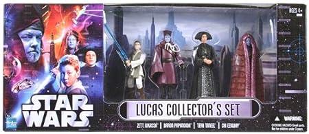 Hasbro-Pack Star Wars Lucas Collector's Set