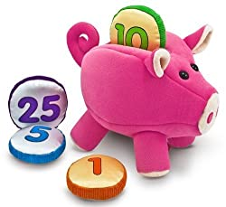 Melissa & Doug Piggy Bank Play Set