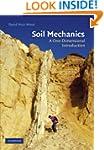 Soil Mechanics: A One-Dimensional Int...