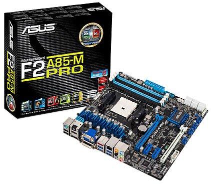 ASUSTeK AMD A85Xチップセット搭載マザーボード F2A85 M-PRO  M-ATX