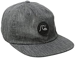 Quiksilver Men's Ghetto Basic Hat, Anthracite, One Size