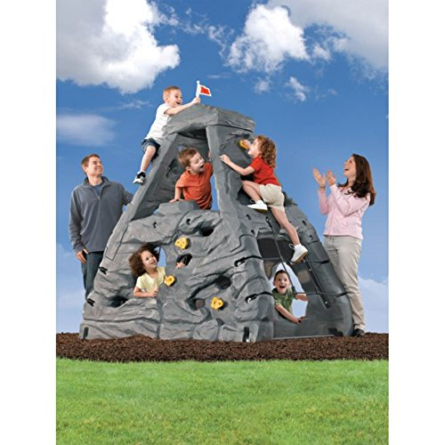 how to build a climbing wall in your backyard