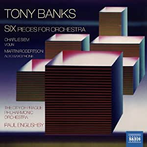 Banks: Six Pieces for Orchestra